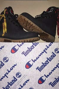 Timberland X Champion Collaboration Boots Calgary, T2A 5W8