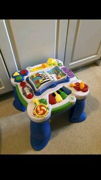 Baby sit and stand activity play center  Davie, 33331