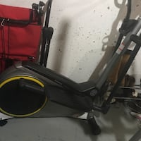 Elliptical used for 2months Edmonton, T5G 0Y1