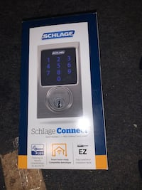 LOWER PRICE FOR QUICK SALE Schlage door lock brand new and shower set  Langley, V3A 4B4