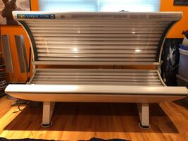 SunQuest Pro Tanning Bed