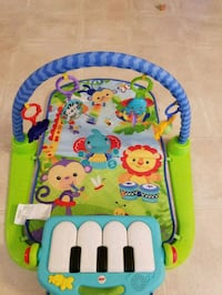 Fisher Price Play mat Normal, 61761