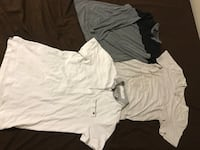 3 name brand men's shirts Selkirk, R1A