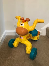 Little Tikes Go and Grow Lil' Rollin' Giraffe Ride-On Kensington, 20895