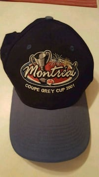 Montreal Alouettes Cap Puma Grey Cup 2001 Champion Laval, H7W 4C6
