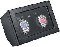 Dual watch winder
