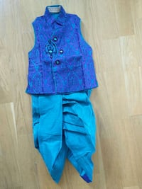 Indian ethnic wear for boys (size 6 months-1.5yrs)