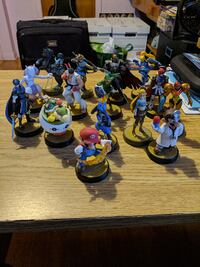 Amiibo (various, prices and pictures in post) 787 km