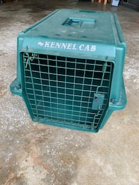Pet carrier kennel dog cat cab