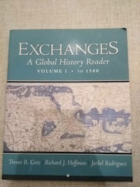 Exchanges - A Global History Reader V1 null, 34746