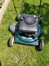 Craftsman 5hp lawn mower