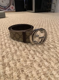 Authentic gucci belt $250 or best offer Mississauga, L5N 3A4