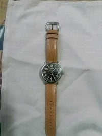 Shinola watch with brown leather band Jacksonville, 32208