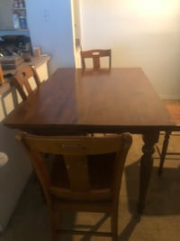 brown wooden dining table set Orlando, 32835