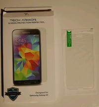 Galaxy S5 screen protector St. Catharines, L2T 1N3