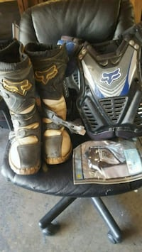 Fox riding gear  Pittsburg, 94565