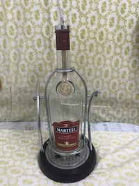 3L Martell VSOP Medaillon Glass Bottle with Rack Hougang, 530971