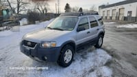 2006 Ford Escape XLT 3.0L 4WD Calgary