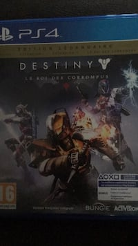 Coffret de jeu Destiny The Taken King PS4 Arras, 62000