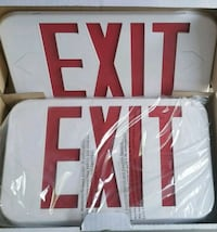 Emergency exit led sign Miami, 33127