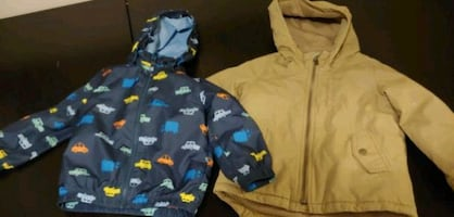 Toddler jackets 2t 3t
