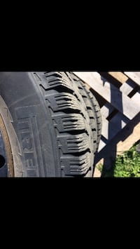 """Set of 4 16"""" fire stone tires  Halifax"""