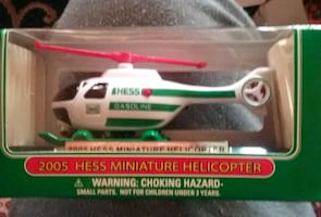 2005 Hess Miniature Helicopter