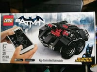 Lego Batmobile Remote controlled by app. North Las Vegas, 89031