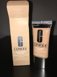 clinique foundation shade is cn20 fair
