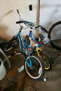 Two kids bikes  New Westminster, V3L 2B4