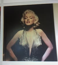 26x38 Framed Marilyn  Petaluma, 94952