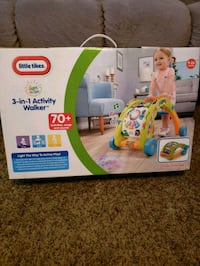 3-in-1 Activity Walker Bakersfield, 93308