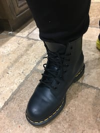 Doc martins size 7 is bit can fit 8 1/2