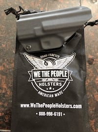 """Concealed WTP holster Springfield XDS 3.3"""" Happy Valley, 97086"""