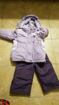 Snowsuit for toddler 782 km