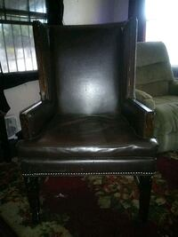 Leather chair Stockton, 95205