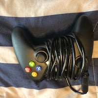 black and gray corded game controller El Paso, 79936