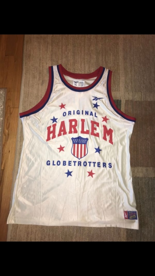 c2aea3176 Used Harlem Globetrotters Jersey XL for sale in Hilliard - letgo