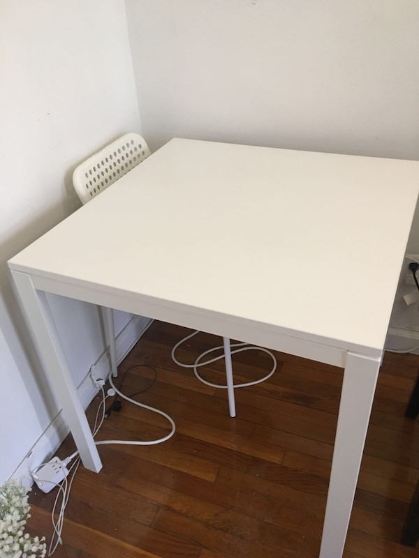 Used Ikea Melltorp Table For In New York