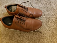 Brown Shoes from Macy's Size11.5 New Orleans