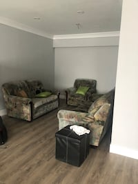 Set of 3 couches- need pick up ASAP
