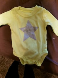 baby's yellow onesie Carson City, 89701
