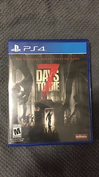 PS4 seven days to die game Hickory, 28601