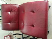 red leather chair Cutler Bay, 33157