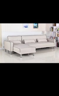 BRAND NEW SECTIONAL SOFA BED WITH MULTI-POSITIONS-FREE DELIVERY Toronto, M1J 3E7