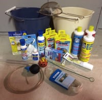 Aquarium Supplies For Sale - Cleaning, Fish Food, Treatments, and More Burlington