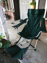 black and green camping chair Norco, 92860