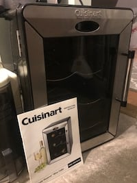Cuisinart Wine Fridge