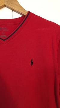 Polo Ralph Lauren V-neck sz. Boys Large Alexandria, 22314