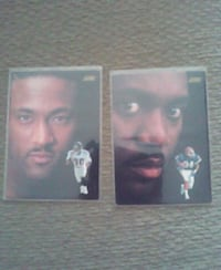1991 Score Football Cards Decatur, 62526